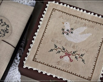 And Heaven and Nature sing / Cross stitch pattern