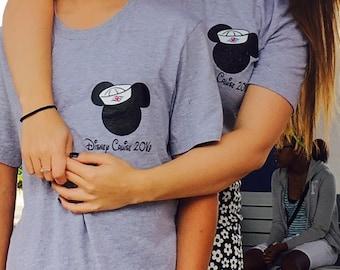 Disney cruise shirt, glitter disney crusise shirt, family cruise shirts