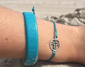 T bracelets. Fighting Gynecological Cancer one bracelet at a time. #tkbstrong