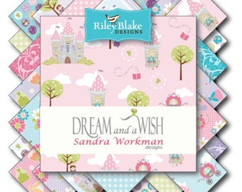 Dream and Wish stacker for Riley Blake Design