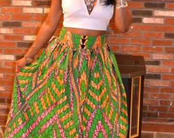 Yena Ankara skirt