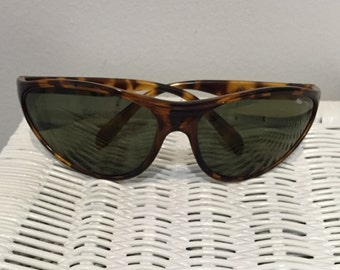 Vintage French Made Bolle Sunglasses with Original Case