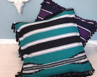 Woven floor pillow -Large