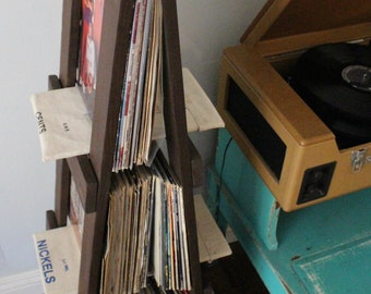 A Frame Shelves/ Record Holder/ Shelves for Vinyl