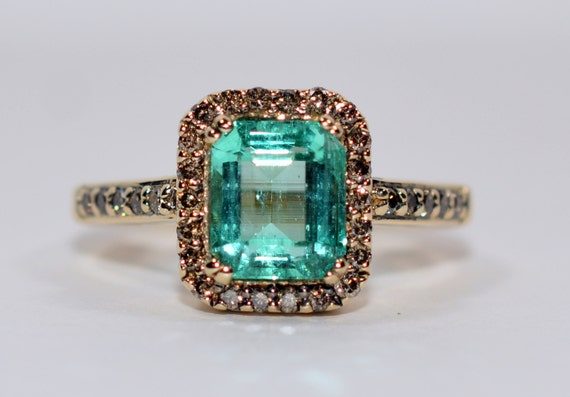 10 sale one of a levian 2 50tcw emerald