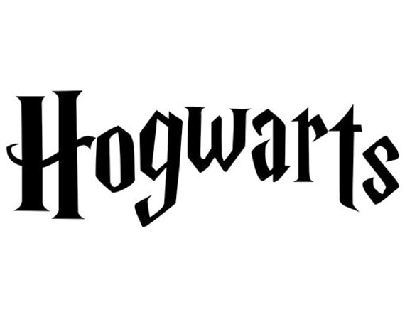 Harry Potter Book Font ~ Hogwarts harry potter hp book folding pattern and free