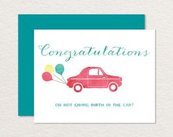 Printable Retirement Card / Congratulations Retirement