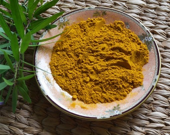 Turmeric Powder. Grounded Turmeric 2 oz
