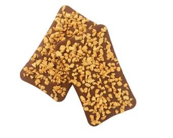 Honeycomb Belgian Chocolate Slab