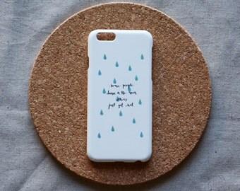 iPhone 6 Phone Casing | Inspirational Handwritten Typography