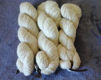 Yarn handspun alpaca J.B.