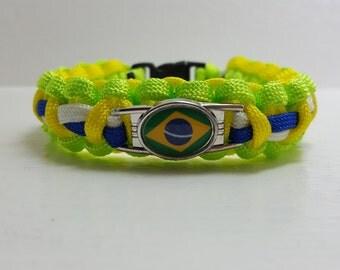 Brazilian, Brasil bracelet