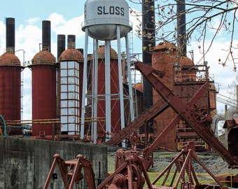 The Sloss Furnace