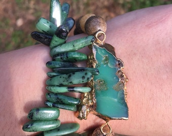 Green Neutral Stack