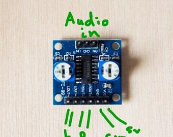 PAM 8406 Amp 5w+5w