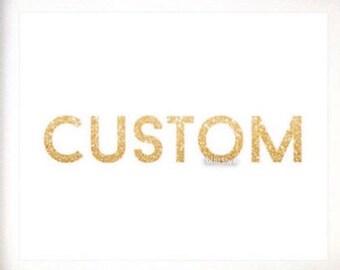 Custom Rag Quilt: Lap Size