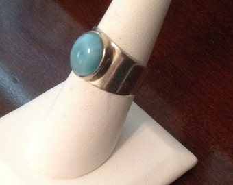 LORIMAR Sterling Silver Ring...Size 8