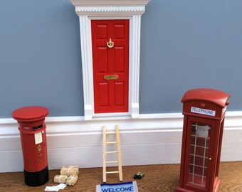 London Fairy Door Kit