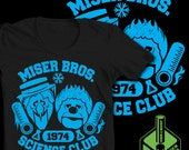 Miser Bros. Science Club T-Shirt