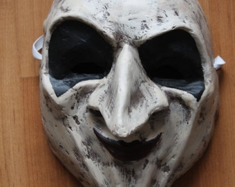 Joker Mask | Paper Mache | Costume