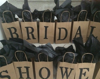 Bridal Shower Party Decor