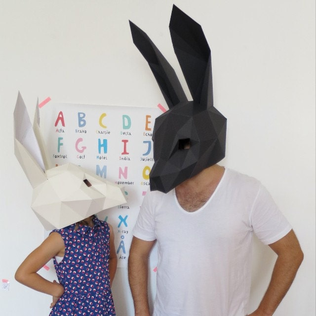 Make your own creative halloween masks from by awesomepatterns for Make your own halloween mask online