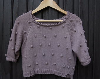 Cashmere and Silk, Baby Sweater, Gr. 92-98 cm