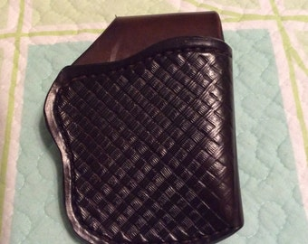 All Leather Cell Phone Holster