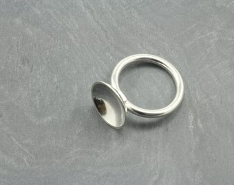 Reflections Round Ring