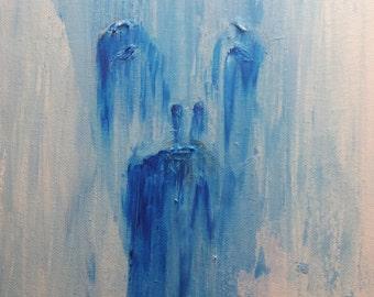 Waterfall's Portrait
