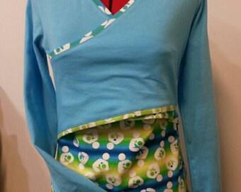 Vest or t-shirt of breastfeeding