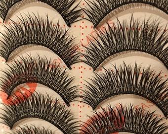 M.o.d.e.l 21 thick&full false eyelashes