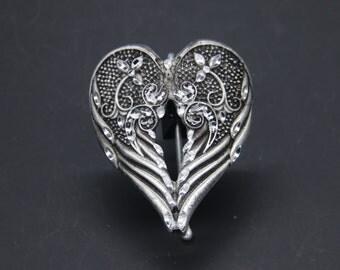 Heart, Angel Wings
