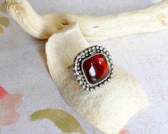 Ottoman Stone Ring