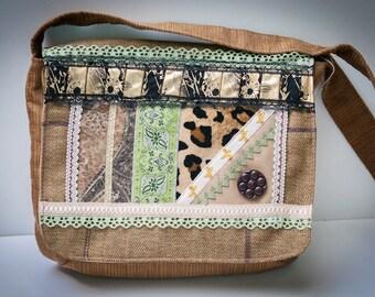 Bag - handbag shoulder cloth