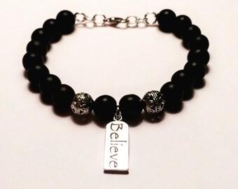 Buhda Monk Believe Charmed Bracelet