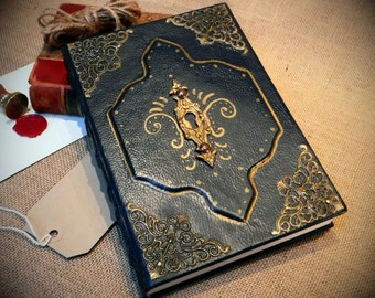 Secrets - Leather Bound Journal