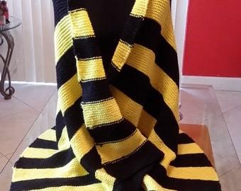 Blanket throw