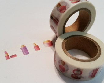 Makeup Washi Tape
