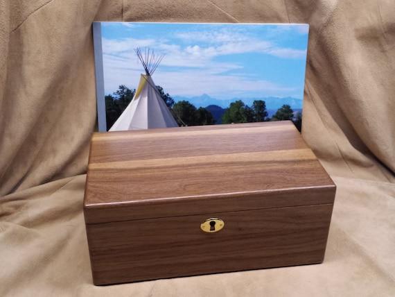 Lockable Stash Box Rolling Tray Marijuana Stash Box Secret