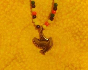 Dove Love Necklace