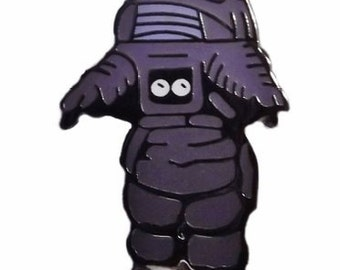Forbidden Planet Series Robby the Robot Pin