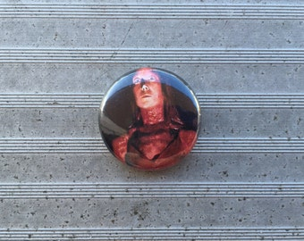 """Carrie 1"""" button"""