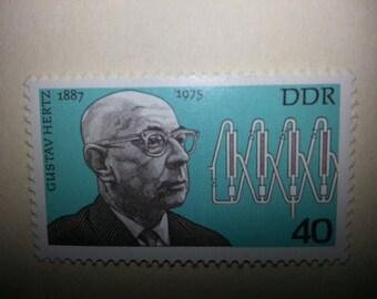 DDR stamp 1887-1975