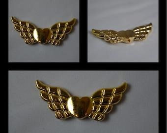 Heart Wings Pendant