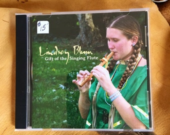 Beautiful Pow Wow Native American Flute Music by Lindsey Blum