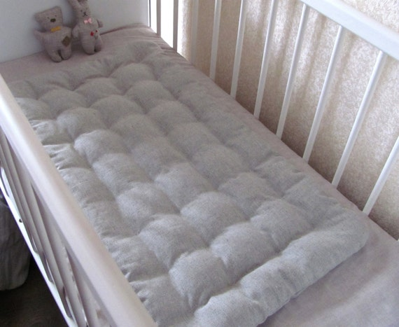 Hemp Mattress With Buckwheat Hulls For Baby