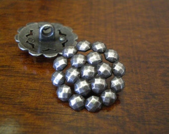 "2 - Chime Metal Buttons with Shank 3/4"" (19mm)"