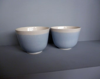 Bell Bowl in Blue