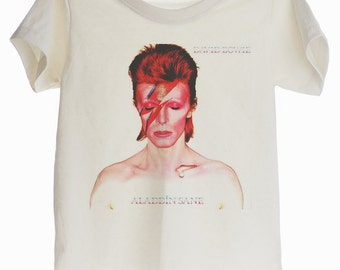 Bowie Punk Organic T-shirt for Kids